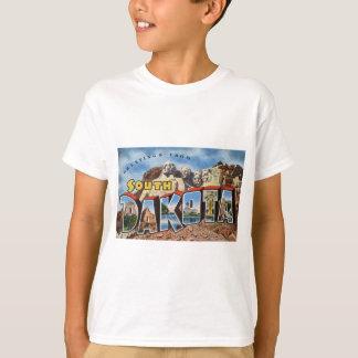 Greetings From South Dakota T-Shirt