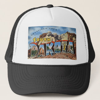 Greetings From South Dakota Trucker Hat