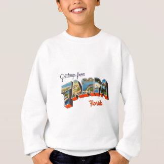 Greetings from Tampa, Florida Sweatshirt