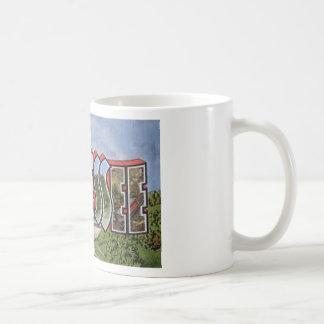 Greetings From Tennessee Coffee Mug