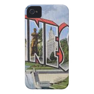 Greetings From Tennessee iPhone 4 Cover