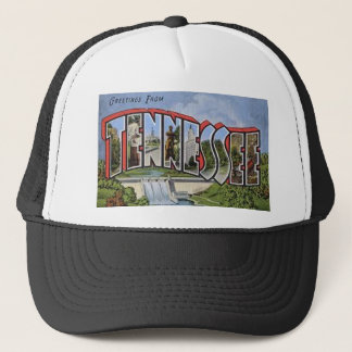 Greetings From Tennessee Trucker Hat