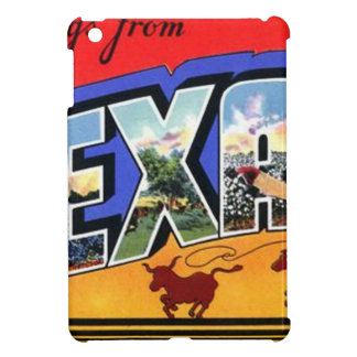 Greetings From Texas iPad Mini Cover