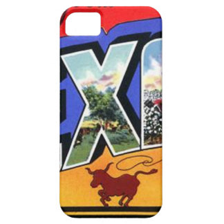 Greetings From Texas iPhone 5 Case