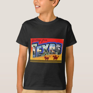 Greetings From Texas T-Shirt
