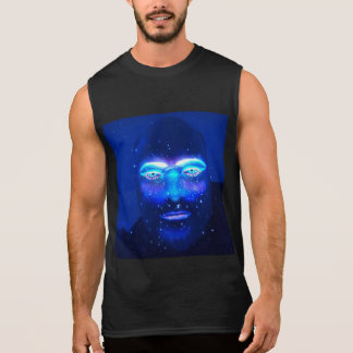 Greetings from the abyss sleeveless shirt