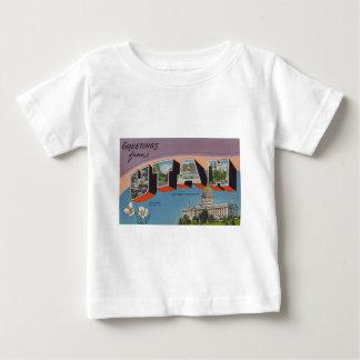 Greetings From Utah Baby T-Shirt