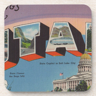 Greetings From Utah Coaster