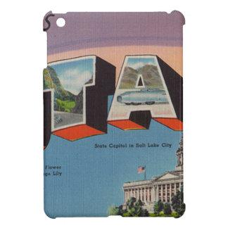 Greetings From Utah iPad Mini Cover