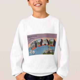 Greetings From Utah Sweatshirt