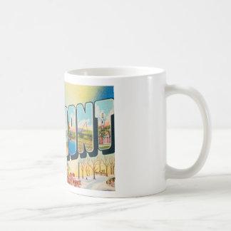 Greetings From Vermont Coffee Mug