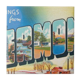 Greetings From Vermont Tile