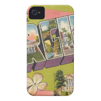 Greetings From Virginia Case-Mate iPhone 4 Case