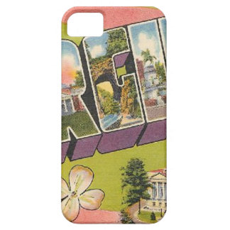 Greetings From Virginia iPhone 5 Cases