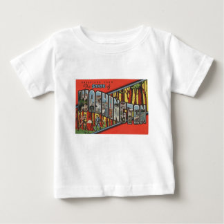 Greetings From Washington Baby T-Shirt
