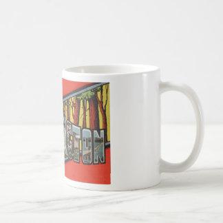 Greetings From Washington Coffee Mug