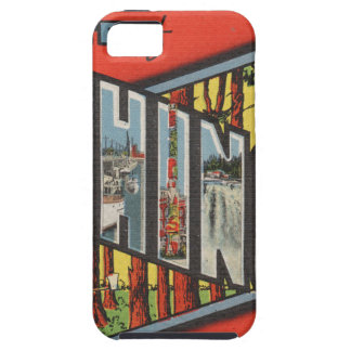Greetings From Washington iPhone 5 Cases