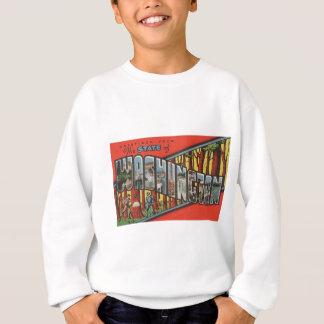 Greetings From Washington Sweatshirt