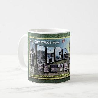Greetings from Yucca Flats Coffee Mug
