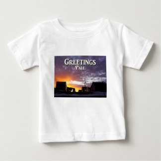 Greetings Y'all Baby T-Shirt