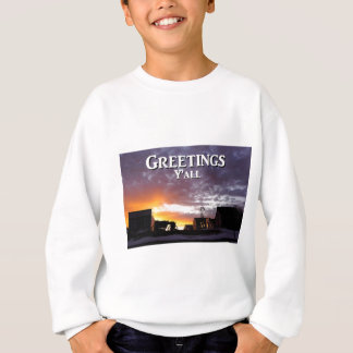Greetings Y'all Sweatshirt