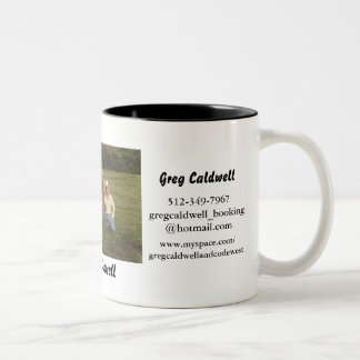 Greg and Goldie 11 Ounce Ceramic Mug