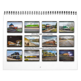 Greg Booher 2013 NS Heritage Calendar