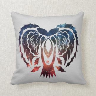 Gregeh Waloh Vice Versa Throw Pillow