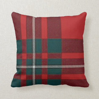 Gregor Plaid Tartan Pillow