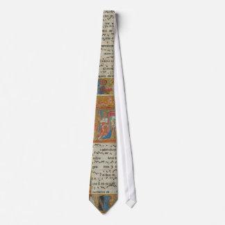 Gregorian Chant Tie