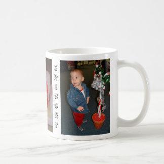 Gregory at play coffee mug