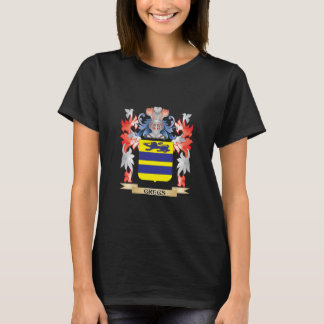 Gregs Coat of Arms - Family Crest T-Shirt