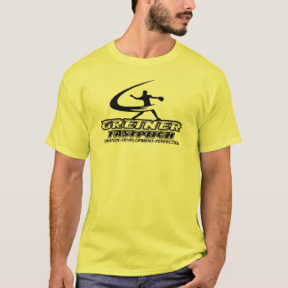 Greiner Fastpitch - (Yellow) I'll be having an.... T-Shirt