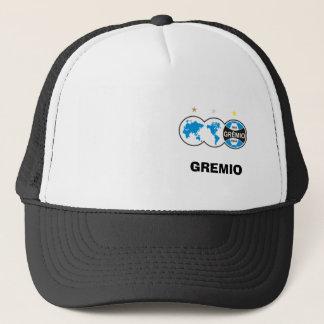 gremio_mundo-logo, GREMIO Trucker Hat