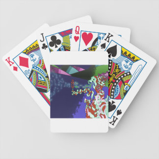 Gremlin Bicycle Playing Cards