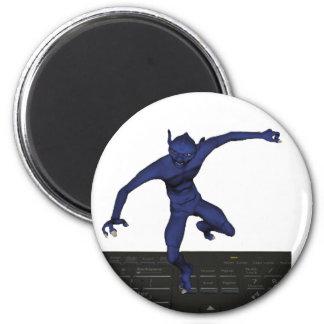 Gremlin, Tech Support Magnet