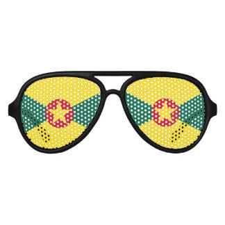 Grenada Aviator Sunglasses