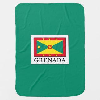 Grenada Baby Blanket