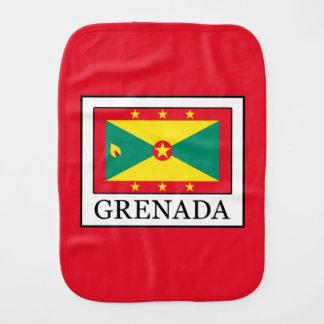 Grenada Burp Cloth
