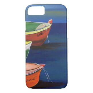 Grenada Fishing Boats Phone Case