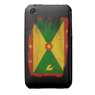 Grenada Flag iPhone 3 Cover