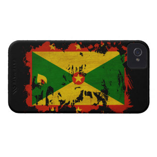 Grenada Flag iPhone 4 Covers