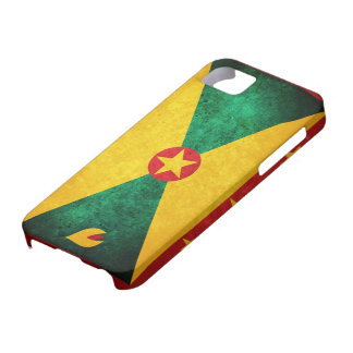 Grenada Flag iPhone 5 Covers