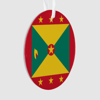 Grenada Flag Ornament
