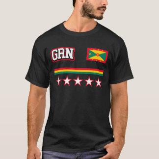 Grenada Flag T-Shirt