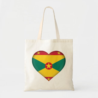 Grenada Flag Tote Bag