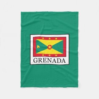 Grenada Fleece Blanket