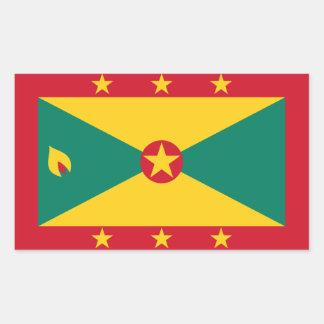 Grenada/Grenadan/Grenadian Flag Sticker