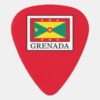 Grenada Guitar Pick