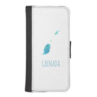 Grenada iPhone SE/5/5s Wallet Case